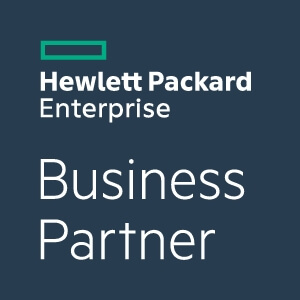 Hewlett Packard Enterprise Business Partner Logo
