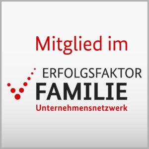 Mitglied Logo Erfolgsfaktor Familie