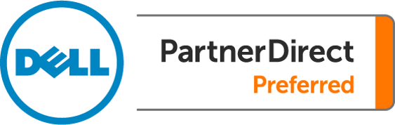 Dell PartnerDirect Preferred Logo