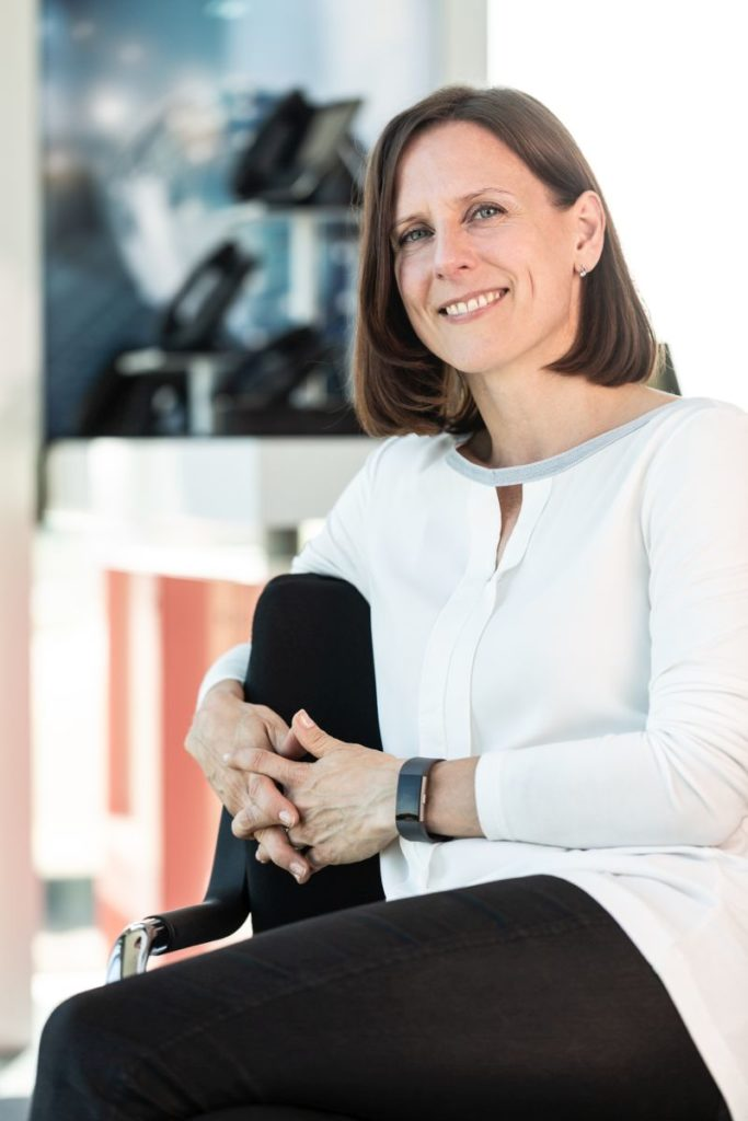 Silke Heitmann Director Strategy BREKOM