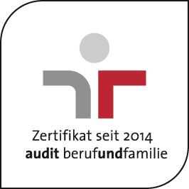 audit beruf und familie Zertifikat