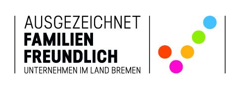 Ausgezeichnet familienfreundlich Bremen Guetesiegel