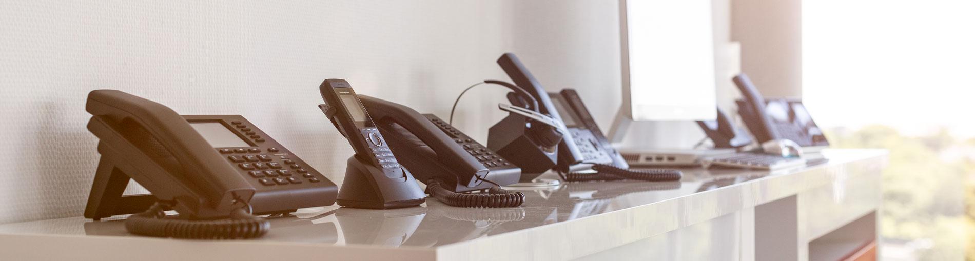 BREKOM Telephone Systems Header